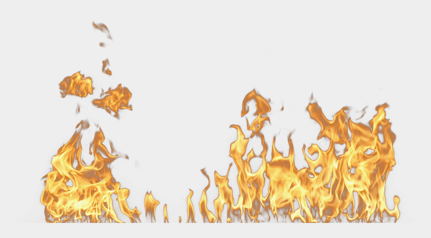 clipart flames of fire, Cartoons - Flames Transparent Background Png