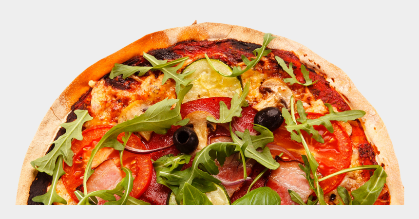 pizza topping clipart, Cartoons - Pizza - Pizza Italia Png