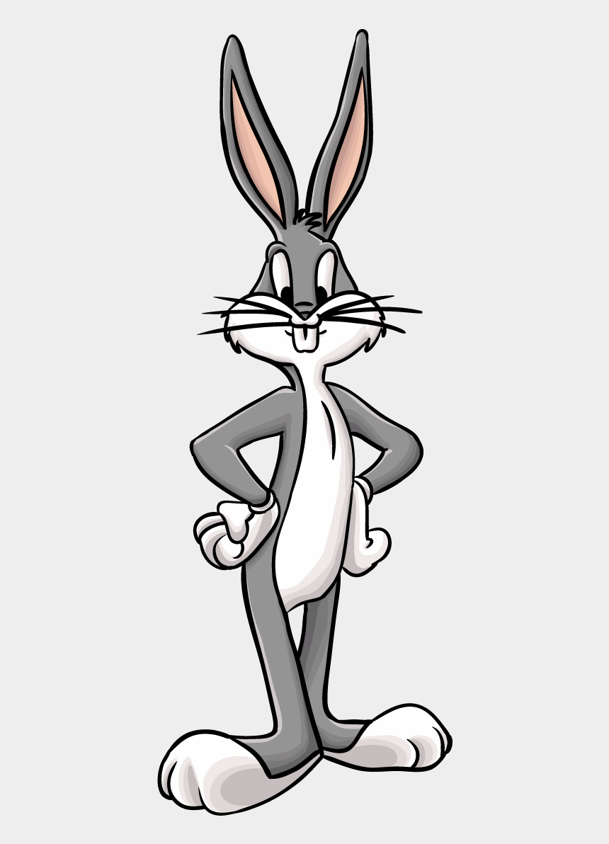 Drawing Bugs Bunny Easy Drawings Of Cartoon Characters Cliparts