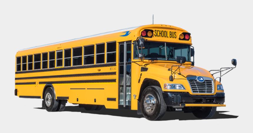 school transportation clipart, Cartoons - 2020 Blue Bird Vision School 71p Gas Bus Florida Transportation