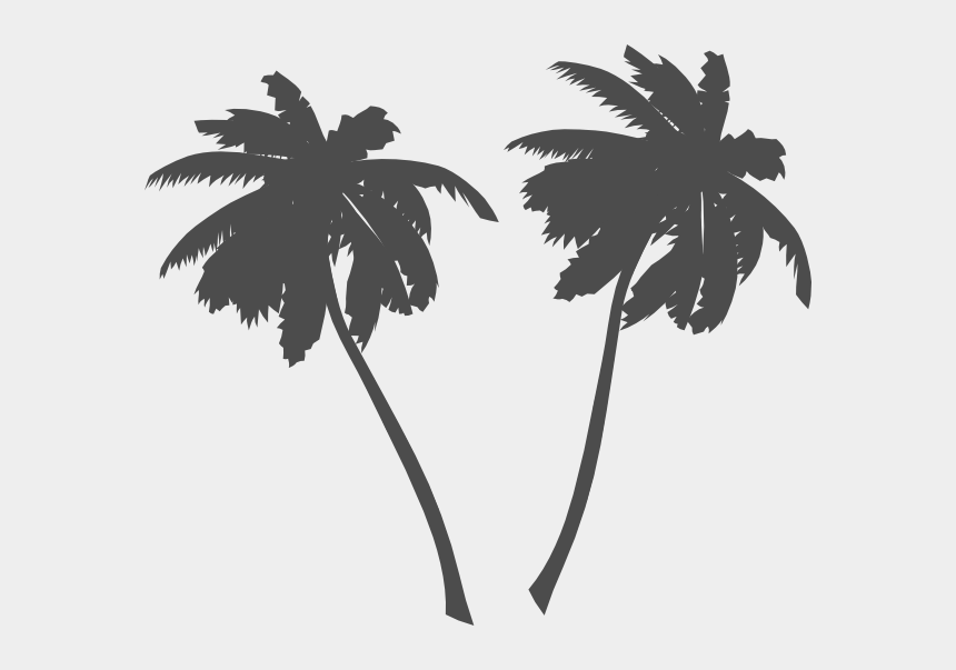 plam tree clipart, Cartoons - Palm Tree Vector Png