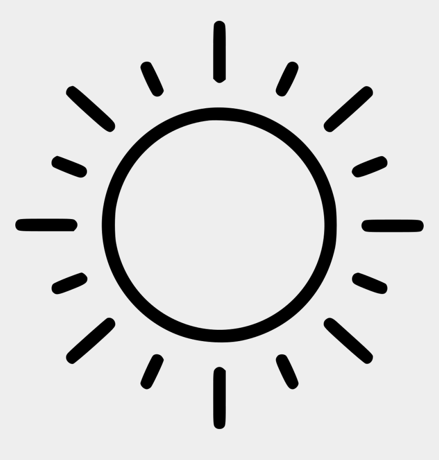 Sun Png Black And White Transparent Sun Black Png Cliparts