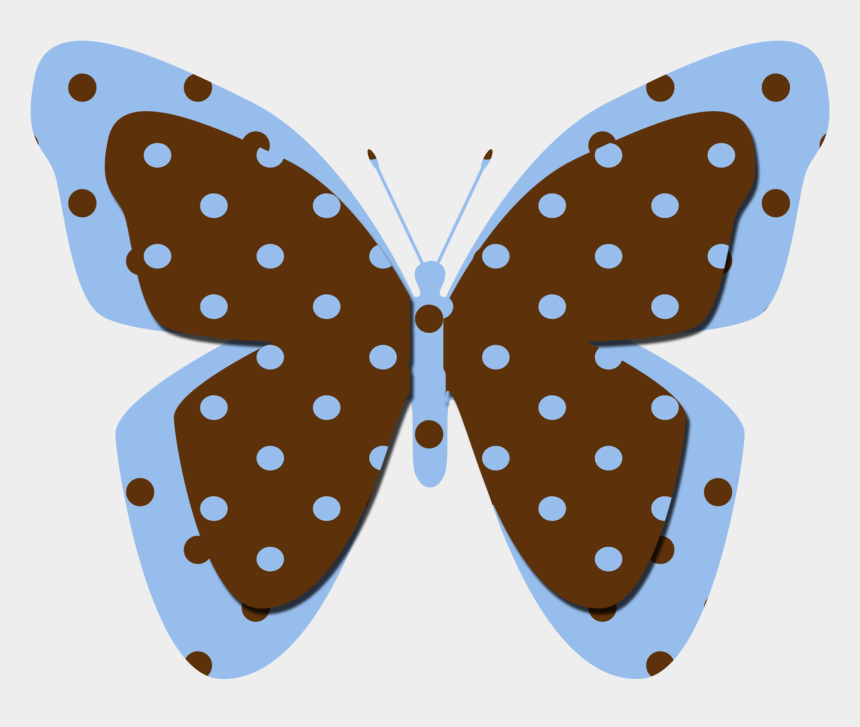 brown butterfly clipart, Cartoons - Photo By @selmabuenoaltran - Brush-footed Butterfly