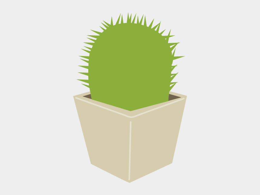 cacti clipart, Cartoons - View All Images-1 - サボテン イラスト