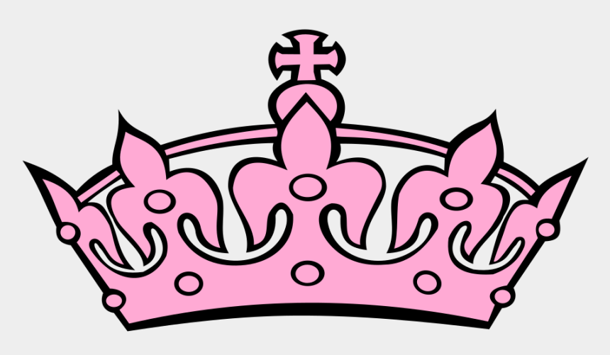 tiara outline clipart, Cartoons - Pink Tilted Tiara And Number 27 Svg Clip Arts 600 X - 27 Clipart