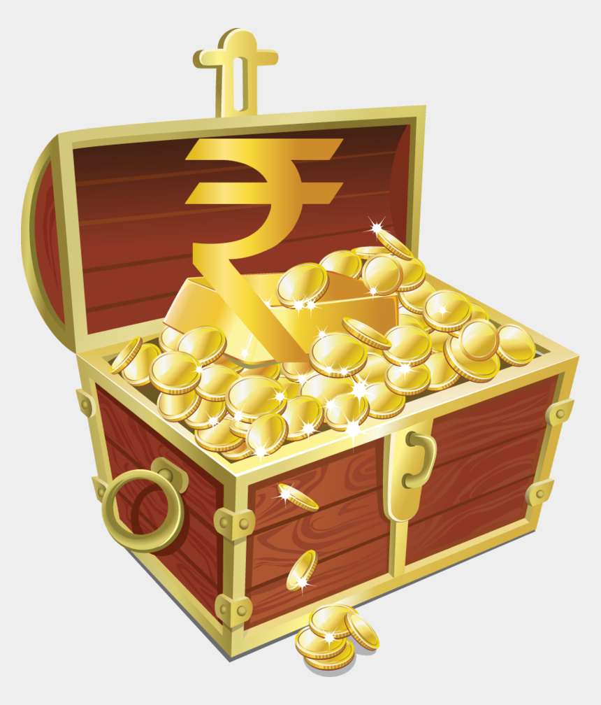 treasure chest clipart no background, Cartoons - Treasure Chest Png, Download Png Image With Transparent - Gold Bars Treasure Chest
