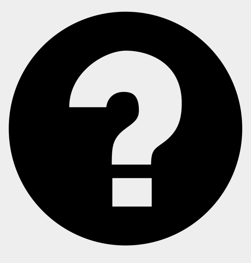 red question mark clipart, Cartoons - Red Question Mark X Comments - Question Mark Circle Icon