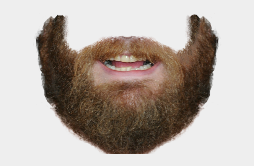 mustache and lips clipart, Cartoons - Mouth And Beard Png
