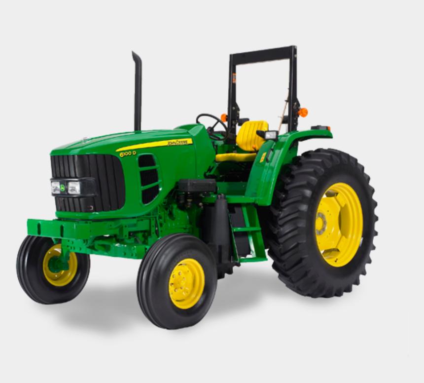 john deer tractor clipart, Cartoons - 6100d Tractor - John Deere Tractor Jpg