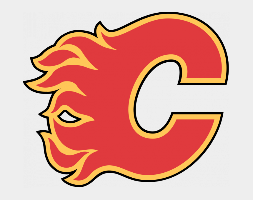 twisted ankle clipart, Cartoons - Stajan Out Six Weeks With Knee Injury - Calgary Flames Logo Png