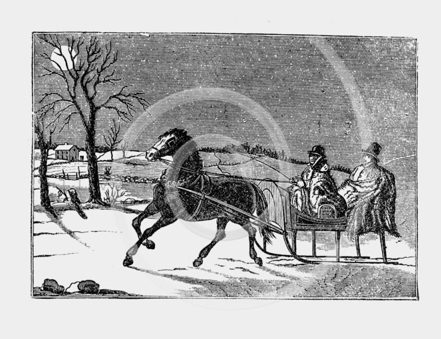 christmas horse and sleigh clipart, Cartoons - Ride Children S Illustration Horse Images Childrens - Stallion