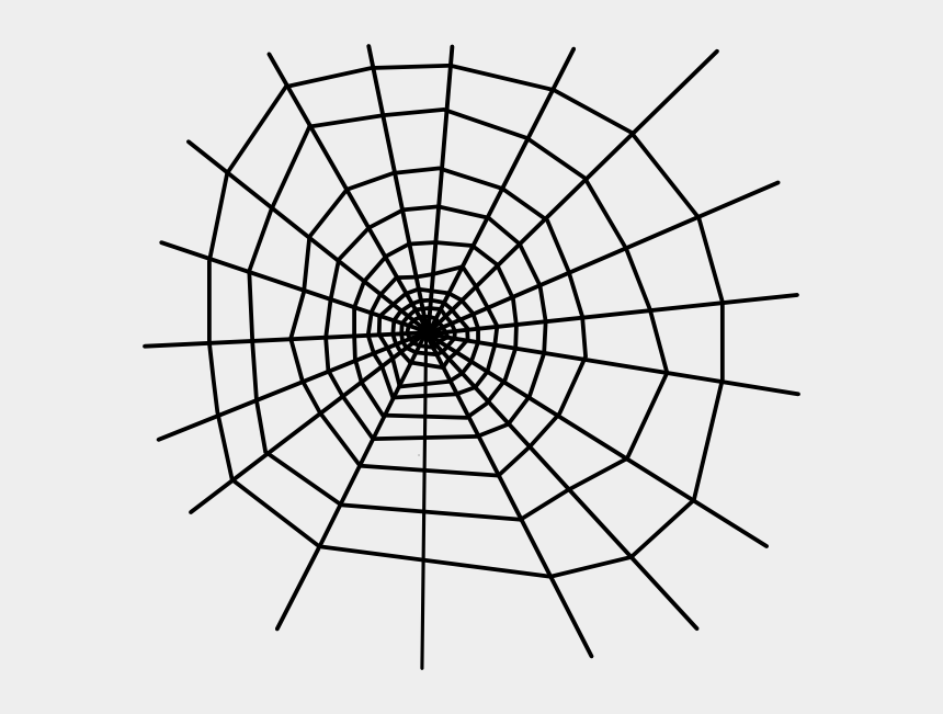 networking clipart free, Cartoons - Spider Web Clip Art At Clker - Mathematics Of Spider Web