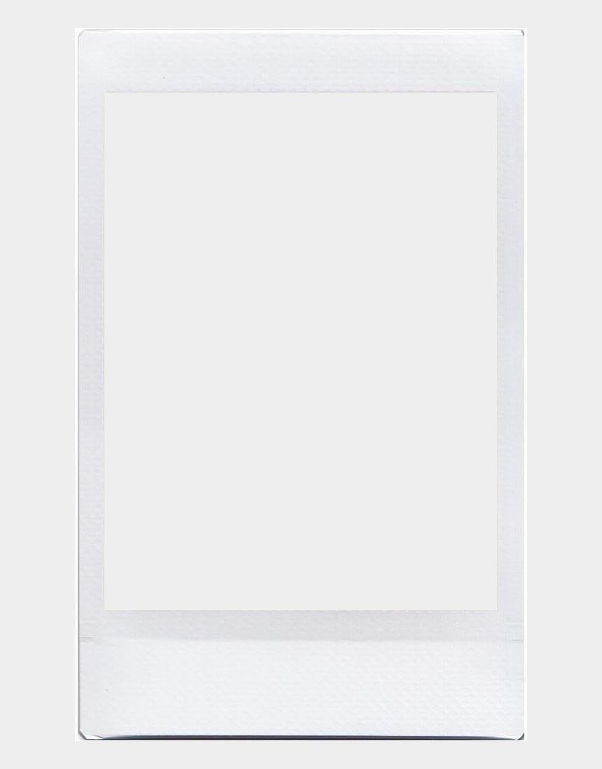 film frame clipart, Cartoons - Polaroid Picture Clipart Film - Transparent Polaroid Png Frame