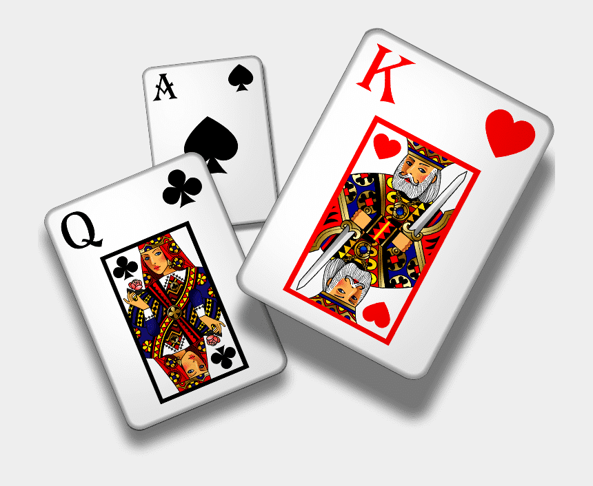 king of hearts playing card clipart, Cartoons - Show Us Your Game - Card Game