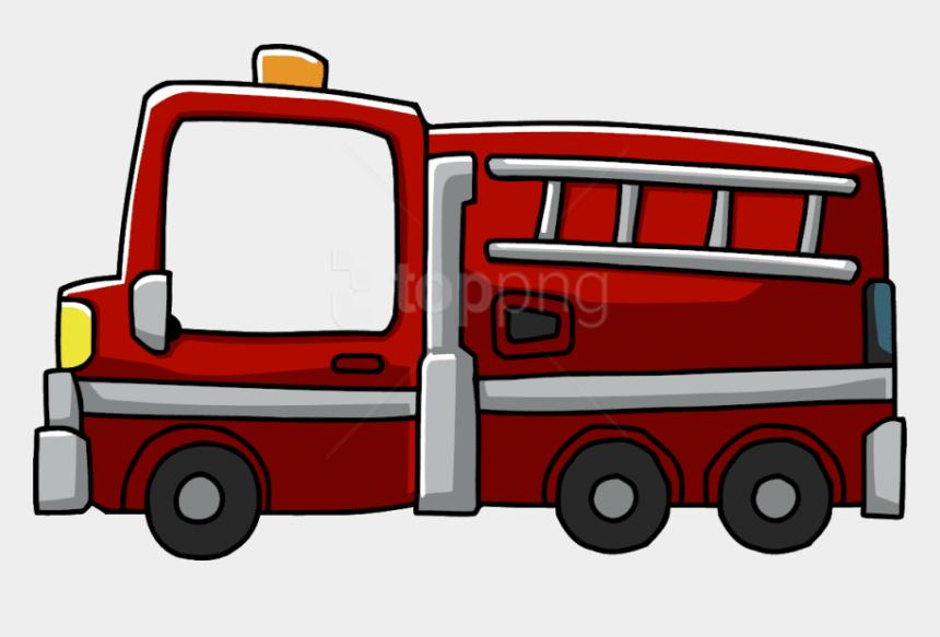 free clipart firetruck, Cartoons - Fire Truck Png - Transparent Background Fire Truck Clip Art