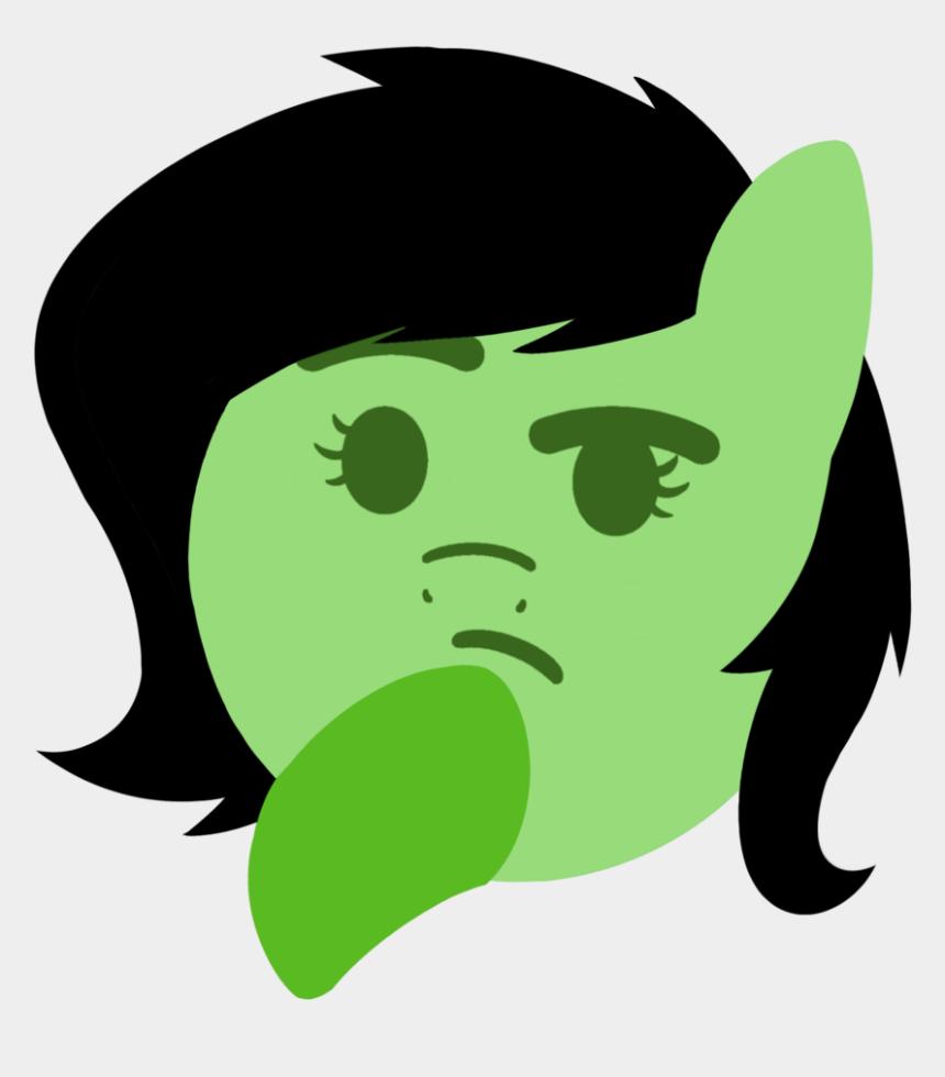 thinking animated clipart, Cartoons - Emoji Thinking Png - Emoji Thinking Mlp