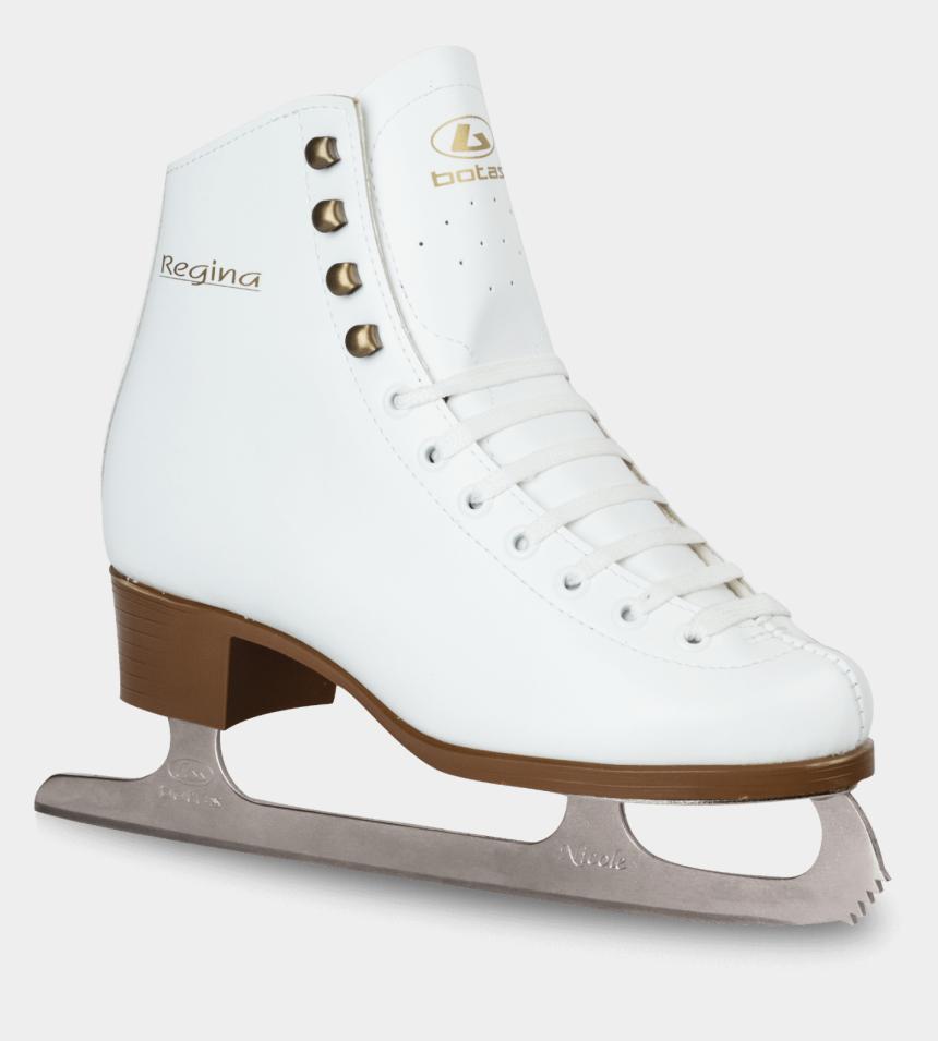 ice skating cliparts, Cartoons - Ice Skates Images - White Ice Skates