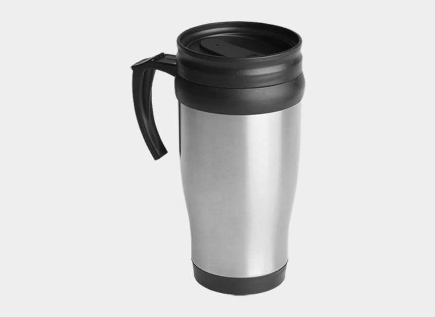 travel mug clipart, Cartoons - Objects - Mugs - Thermal Mug Png