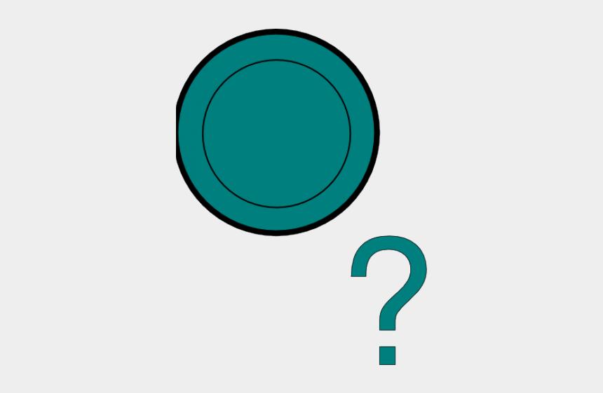 question mark border clipart, Cartoons - Question Mark Clipart Teal - Question Mark Teal