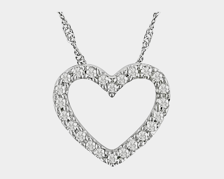 heart locket clipart, Cartoons - Heart Locket Png Transparent - Diamond Heart Shape Pendant