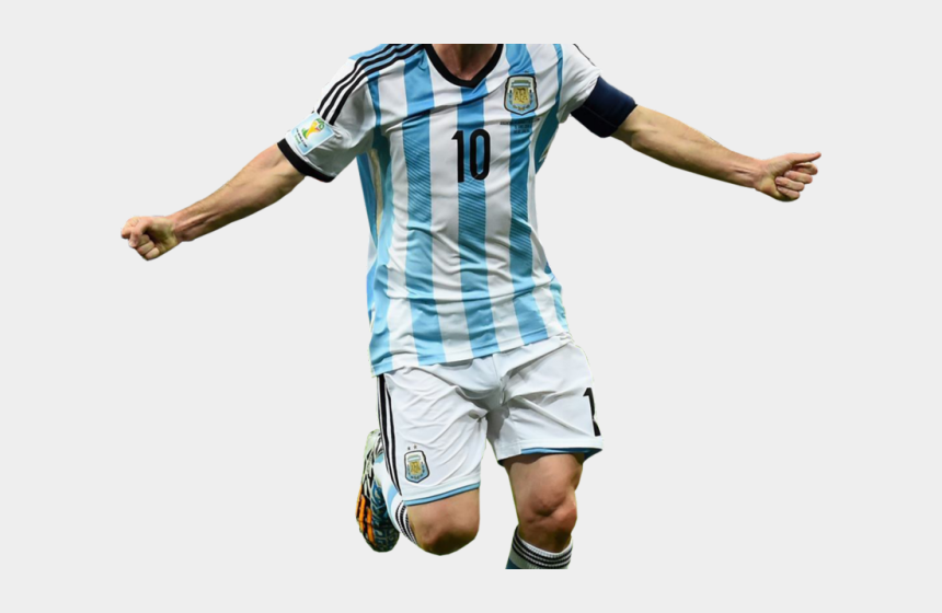 sportswear clipart, Cartoons - Lionel Messi Clipart Soccer - Lionel Messi Argentina Png