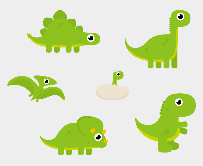 Baby Dinosaur Clip Art - Cute Cartoon Baby Dinosaurs Transparent PNG -  317x394 - Free Download on NicePNG