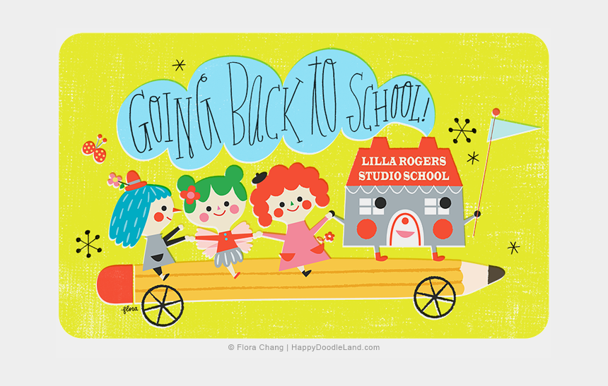 happy first day of school clipart, Cartoons - Am Happy To Be Back In School