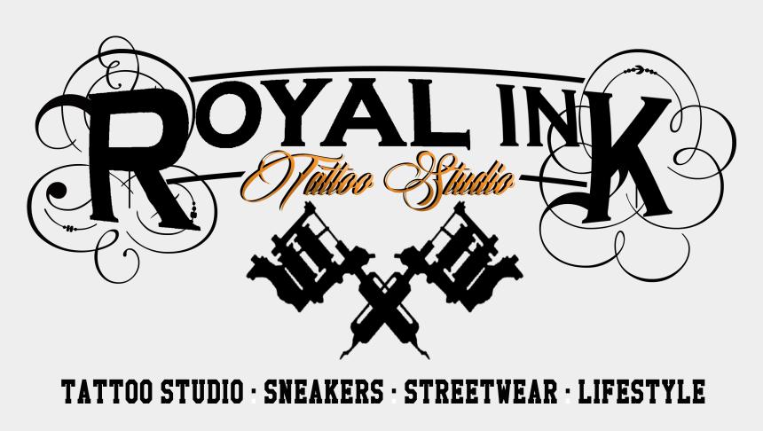 tattoo parlor clipart, Cartoons - Royal Tattoo