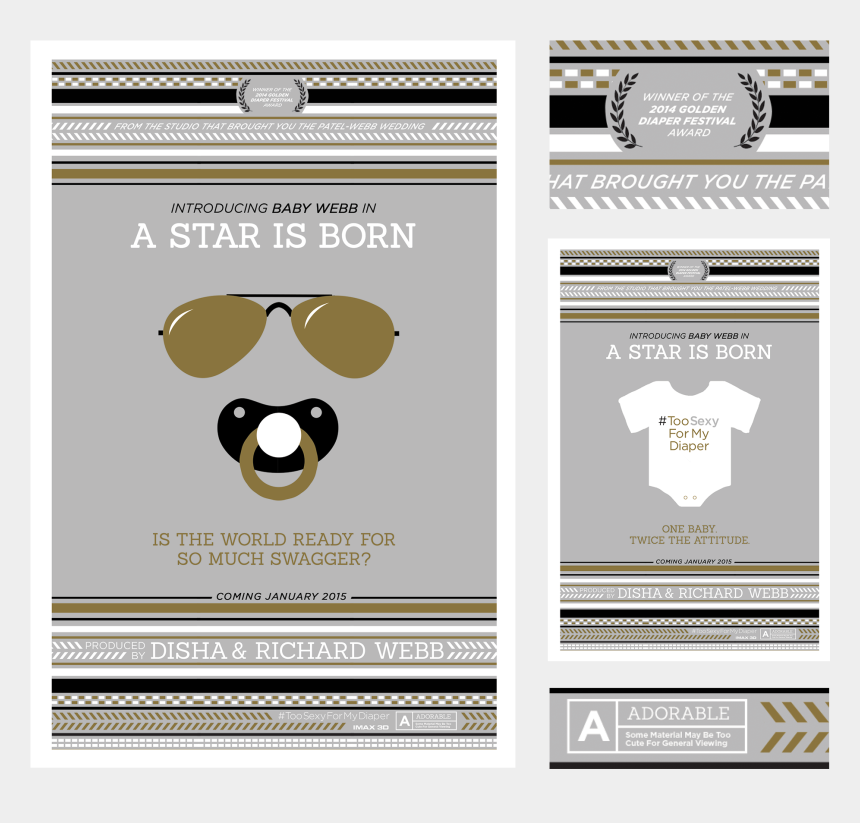 baby being born clipart, Cartoons - A Star Is Born - Star Is Born Baby Shower Invitations