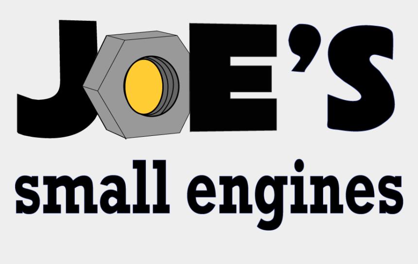 lawn mower repair clipart, Cartoons - Joe's Small Engines - Graphic Design