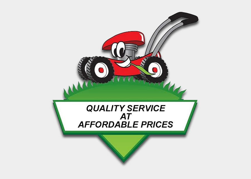 lawn mower repair clipart, Cartoons - Competition Mower - Cartoon Lawn Mower