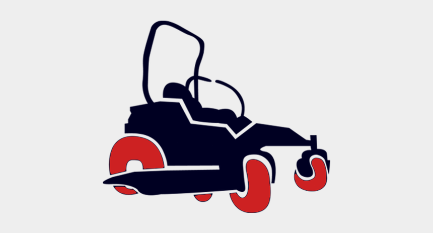 lawn mower repair clipart, Cartoons - Lawn Mowers - Illustration