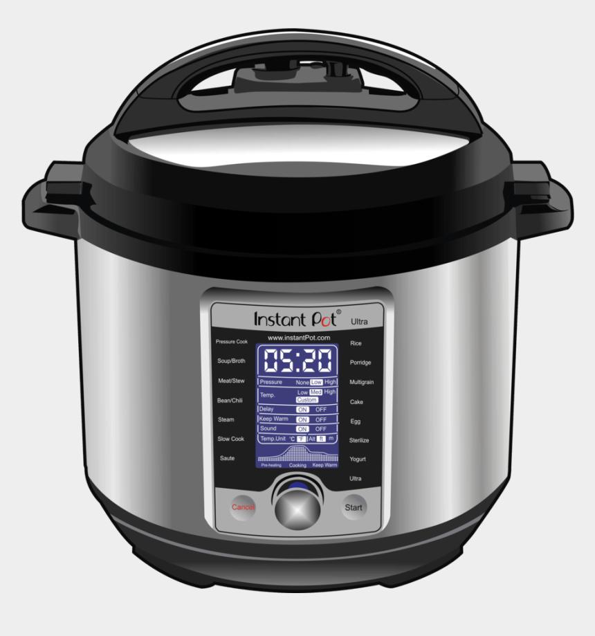 fajitas clipart, Cartoons - Electric Pressure Cooker - Instant Pot Ultra 6 Qt