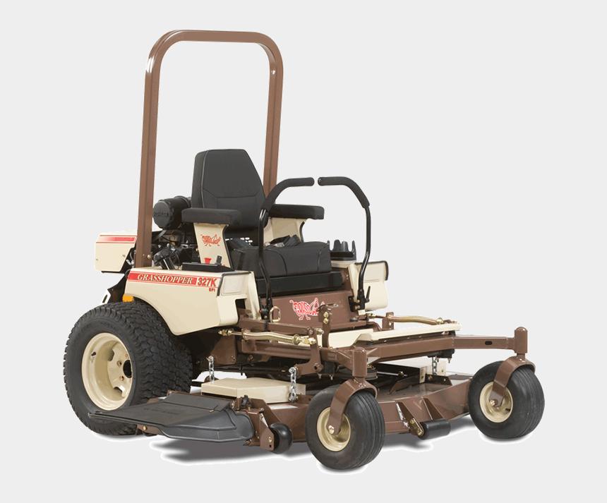 zero turn mowers clipart, Cartoons - Grasshopper Lawn Mowers - Grasshopper Ride On Mower