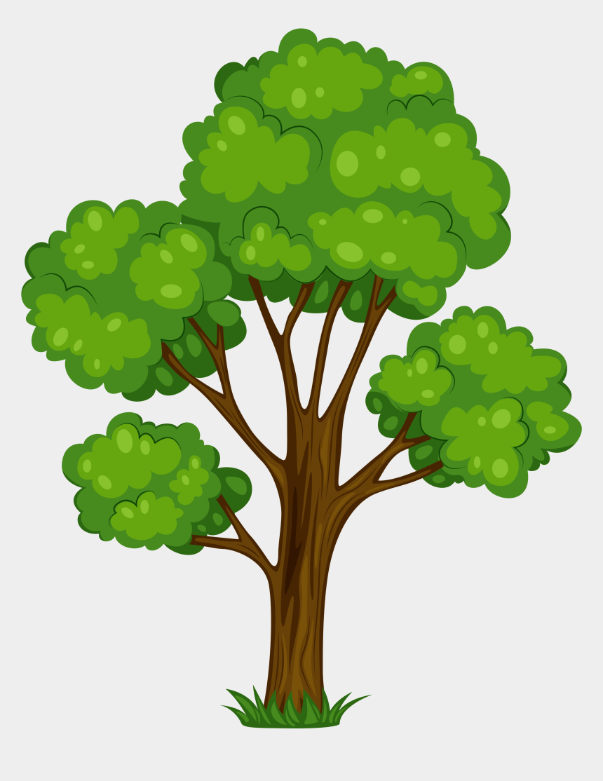 plant grow clipart, Cartoons - Clipart Of Trees, Million And Plant - Masha And The Bear Picnic