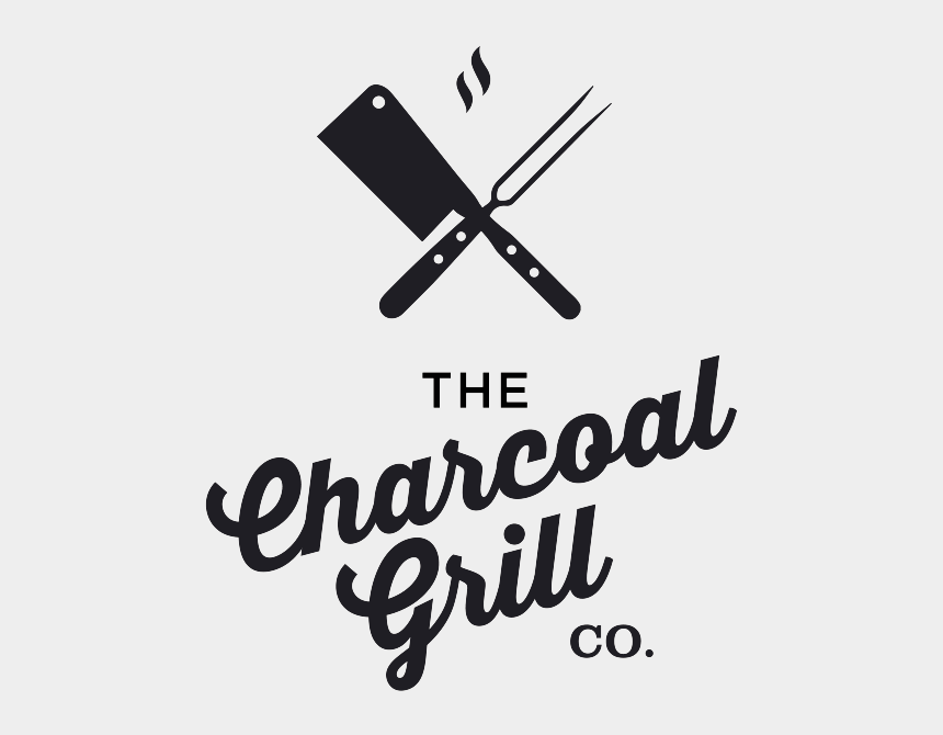 charcoal grill clipart, Cartoons - Charcoal Grill Logo