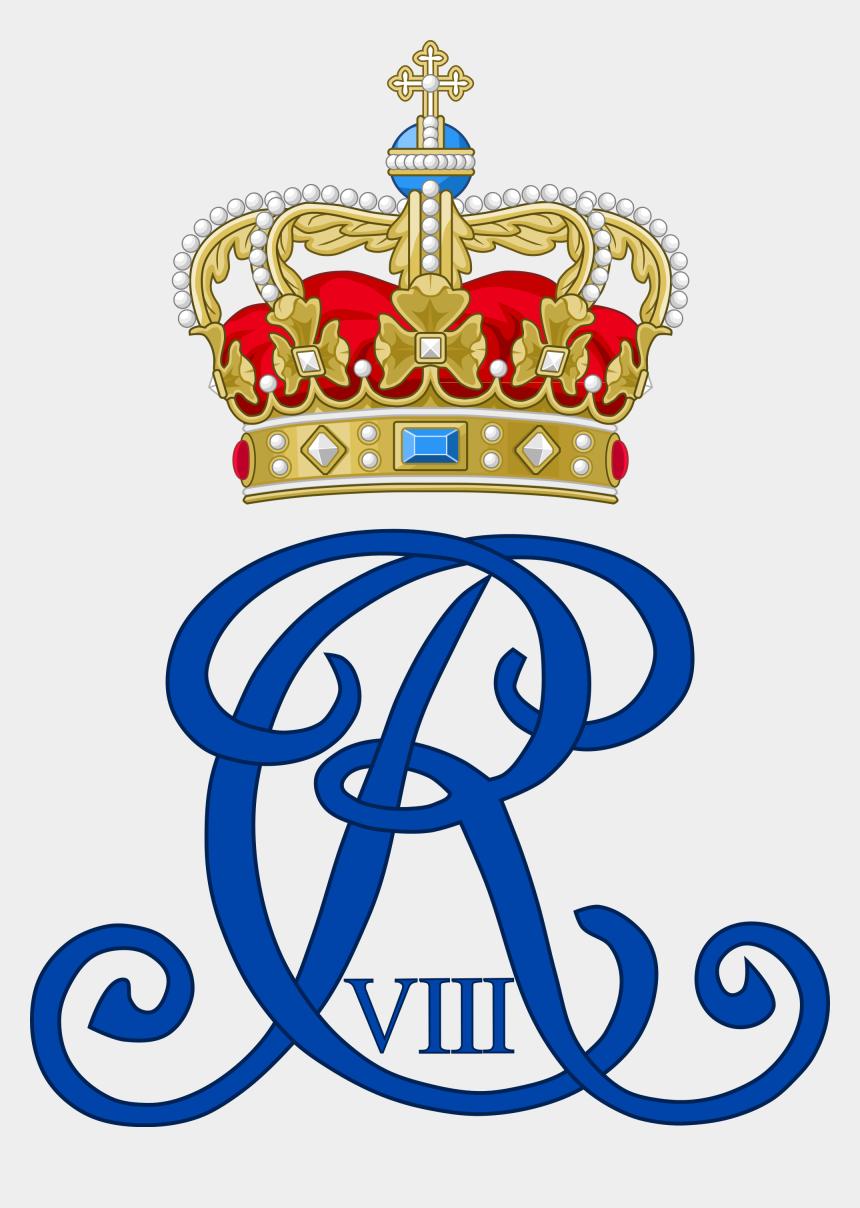 danish clipart, Cartoons - Crown Royal Clipart Danish - D Royal Monogram