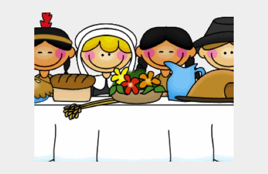 competitive clipart, Cartoons - Thanksgiving Clipart Celebration - Thanksgiving Feast Clip Art