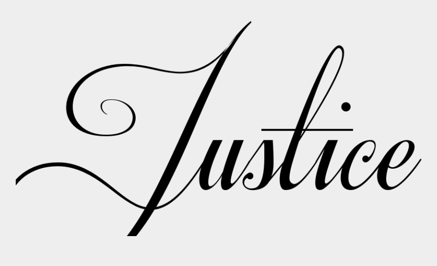 clipart tattoo designs, Cartoons - Awesome Justice Lettering Tattoo Design Tattoobite - Write Justice In Cursive