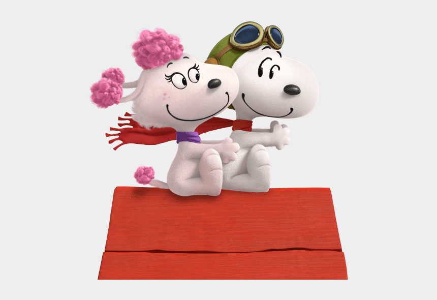 dancing snoopy clipart, Cartoons - The Peanuts Movie Giveaway - Peanuts Movie Snoopy And Fifi