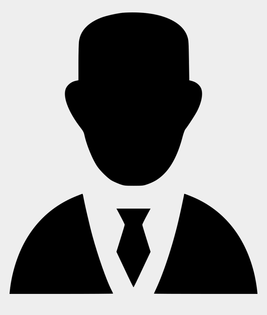 clipart business man, Cartoons - Business Person Icon Png - Transparent Person Icon Png