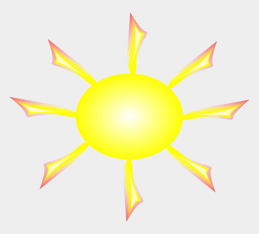 sunrays clipart, Cartoons - Light Clipart Sun Rays - Cartoon Light Rays Gif
