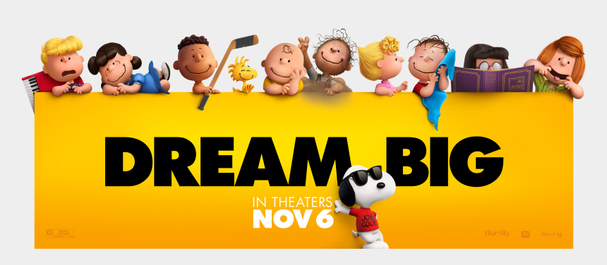 charlie brown characters clipart, Cartoons - The Peanuts Movie - Peanuts Movie Poster
