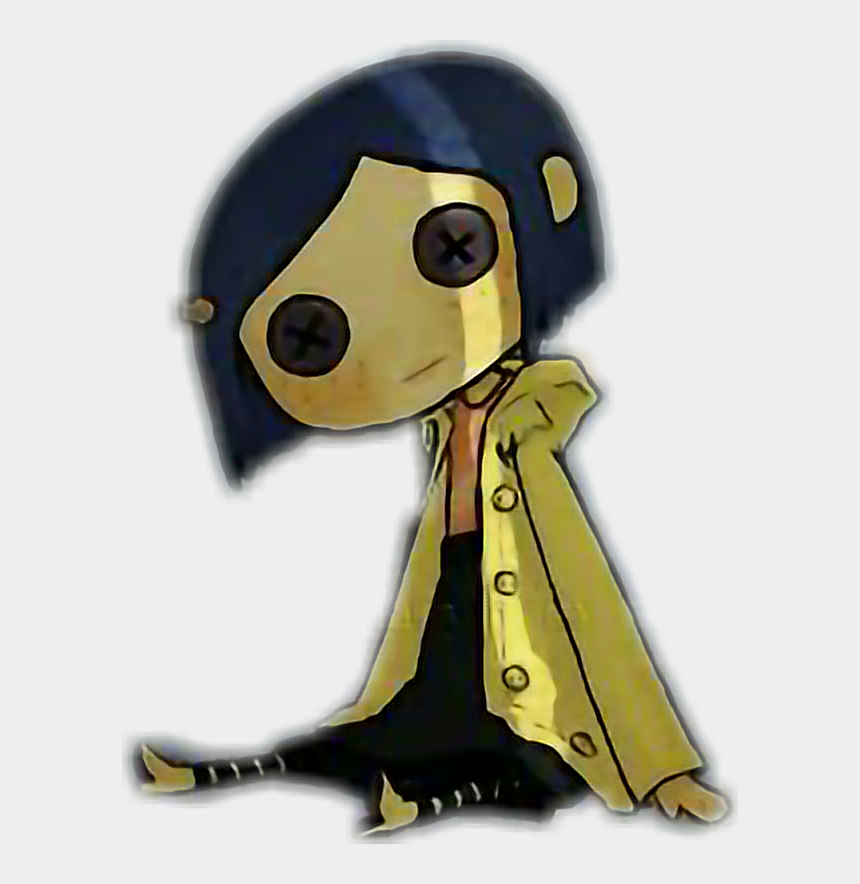 Coraline Sticker Coraline Doll Drawing Cliparts Cartoons Jing Fm