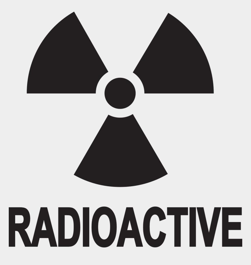 radiation symbol clipart, Cartoons - Radioactive Symbol Clip Art - Small Radiation Symbol