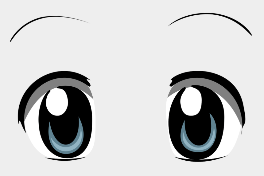 cartoon eyeballs clipart, Cartoons - Cartoon Eyes Reviewwalls Co Filebright Anime Eyessvg - Anime Eyes Clipart