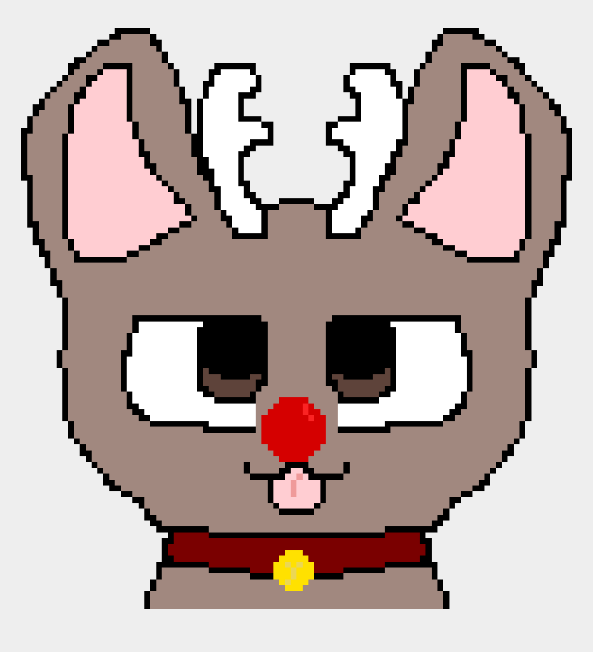 rudolph nose clipart, Cartoons - Rudolph Dog - Dog - Real Madrid