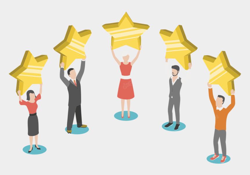 employee engagement clipart, Cartoons - Customer Experience Management Software - Customer Experience