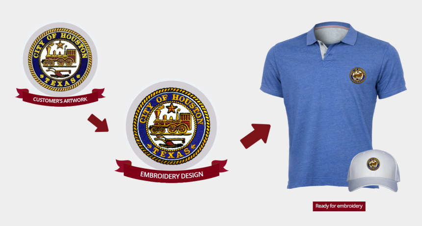 clipart for embroidery digitizing, Cartoons - Left Chest And Cap Embroidery Digitizing - Embroidery Shirt Logo Design