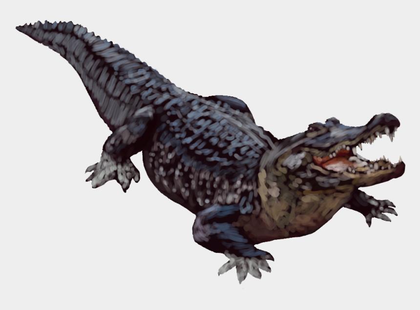 alligator clipart png, Cartoons - Image - Alligator Transparent Background